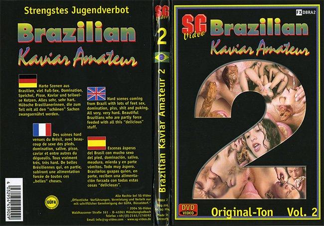 Brazilian Kaviar Amateur 2 (SG Video)