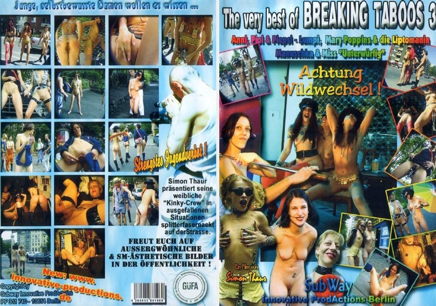 Kit Kat Club - The Very Best Of Breaking Taboos 3 - Achtung Wildwechsel