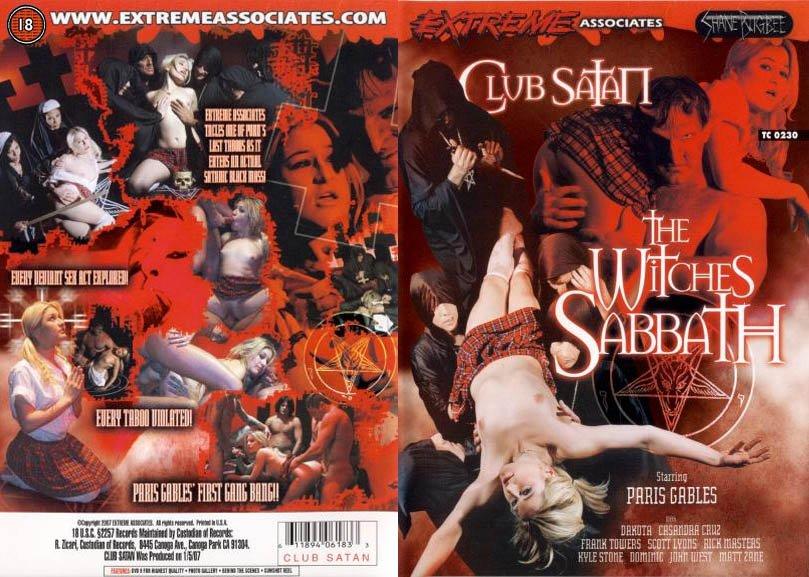 Club Satan – The Witches Sabbath (Extreme Associates)