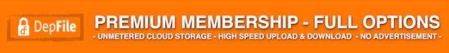 Depfile Premium Membership