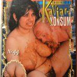 Grauzone 44 - Gnadenloser Kaviar-Konsum (VHS-RIP) True Scat Rare