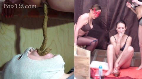 Milana Smelly – Comfortable live toilet for 3 princesses (FHD)