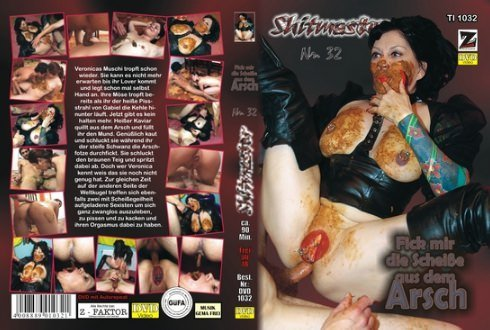 Fuck my shit in the ass – Shitmaster 32 (Veronica Moser Inside)