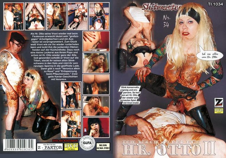 Shitmaster 34 - I make everything for Mr. Otto 2 (Veronica Moser Inside)