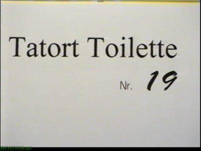Tatort Toilette 19 - Die Rache der Holzkacker (Mani Moneto)