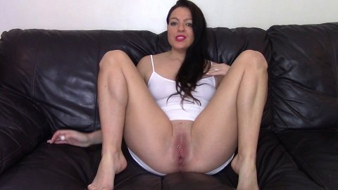 Scat, smear, cum and fart on sofa - Evamarie88 (Newest Scat Porn 2018) Image 1