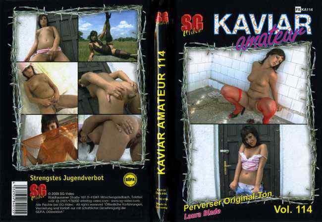 SG Video - KAVIAR AMATEUR 114 - Laura Blade (KA114)