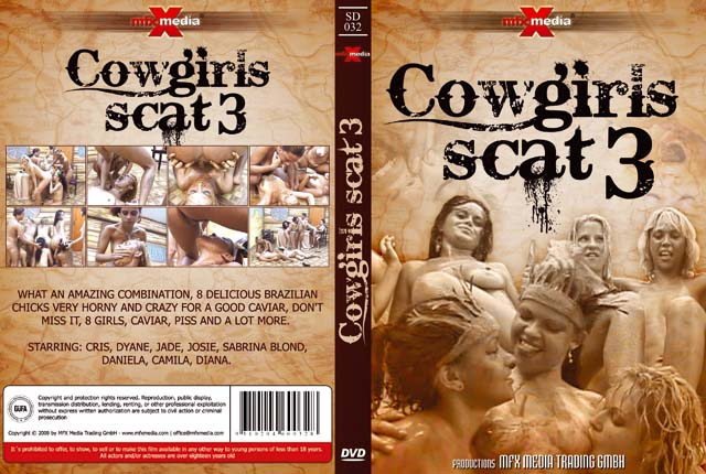 COWGIRLS SCAT 3