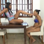 4k UHD Scat – Sharing my precious (Lisa Black, Isa Blue) 3 of May 2018