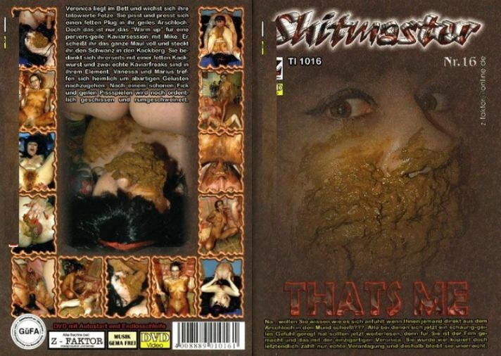 Shitmaster 16 - Thats Me (Veronica Moser)