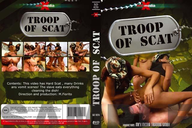 Troop of Scat (Sd-020)