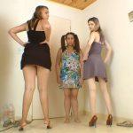 (SG-Video) Diarrhea Swallow Domination 2 – Karina Reis, Tatty Devassa, Ariel