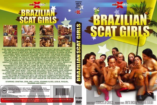 Brazilian Scat Girls (MFX-1000) from 2007
