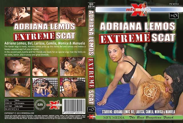 MFX-5014 Adriana Lemos Extreme Scat (2013)