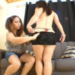 (SG-Video) Scat Milf Swallow Real 3 (Milf Aline Moraes and slave Ariel)