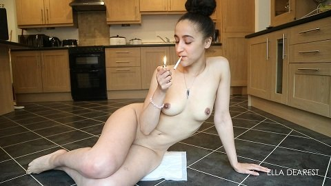 Smoking & Shitting [Ella Dearest] NEW