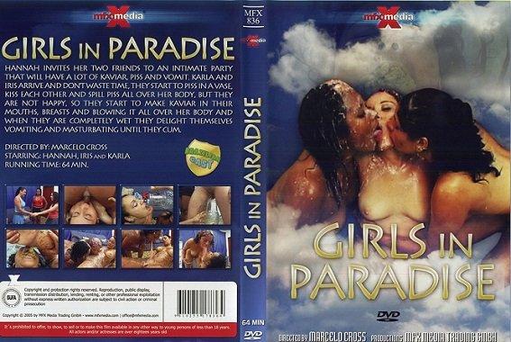 MFX-836 Girls in Paradise (2005) Hannah, Iris and Karla