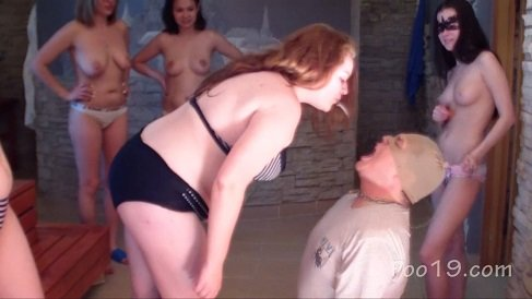6 girlish portions [Milana Smelly] Scat, Piss, Farts, Spit, Orgy