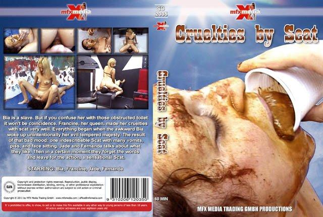 SD-2035 Cruelties by Scat (2011)