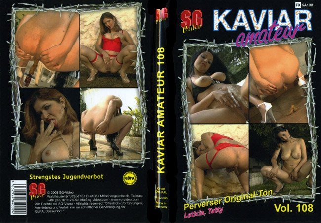 Kaviar Amateur 108 [SG-Video]