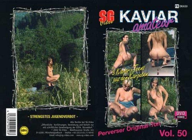 Kaviar Amateur 50 [SG-Video]