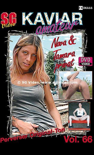 Kaviar Amateur 66 [SG-Video] with NOVA and TAMARA