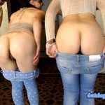 ModelNatalya94 – Dirty women show in jeans [1.13 Gb in Full HD 1080p]