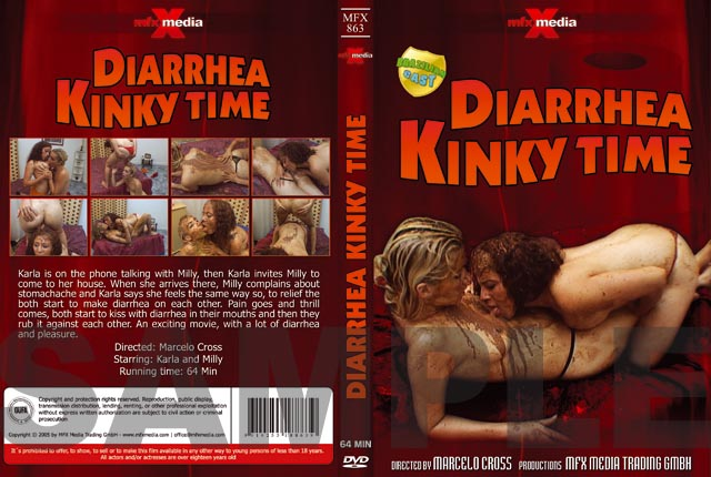 [MFX-863]- Diarrhea Kinky Time 2006
