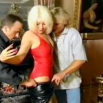 Young Veronica M Is Abused By Two Perverted Scatboys (Veronica Moser)
