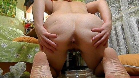 Dirty Barbara - Eat Me!!!!! (Exreme Toilet Fetish Video)