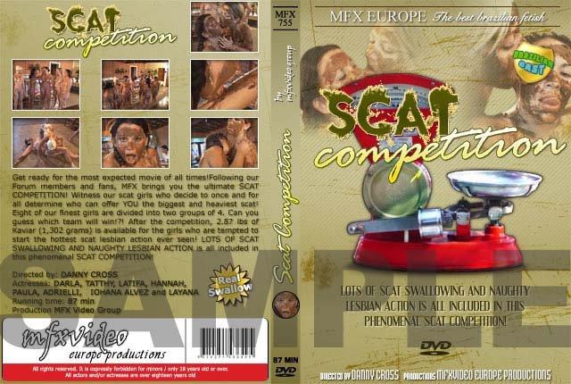 MFX-755 Scat Competition 1 with Adrielli, Tatthy, Iohana Alvez, Latifa, Paula, Hannah, Layana, Darla