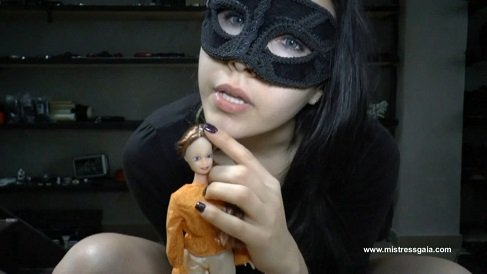 Mistress Gaia – A dedication to Natasha (HD-720p / 462,45 Mb)