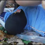 [2018] Natalia Kapretti - The use of my live toilet in the woods (FHD / 153,43 Mb)