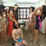 [2019] Brazilian Carnival- a client's dream – Outro, Nicole, Alana, Chimeny, Babi Ventura, Saori Kido, Isabel (4k UHD)