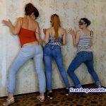 [2019] ModelNatalya94 - Dirty jeans by Yana Carolina and Alice (1,33 gb)
