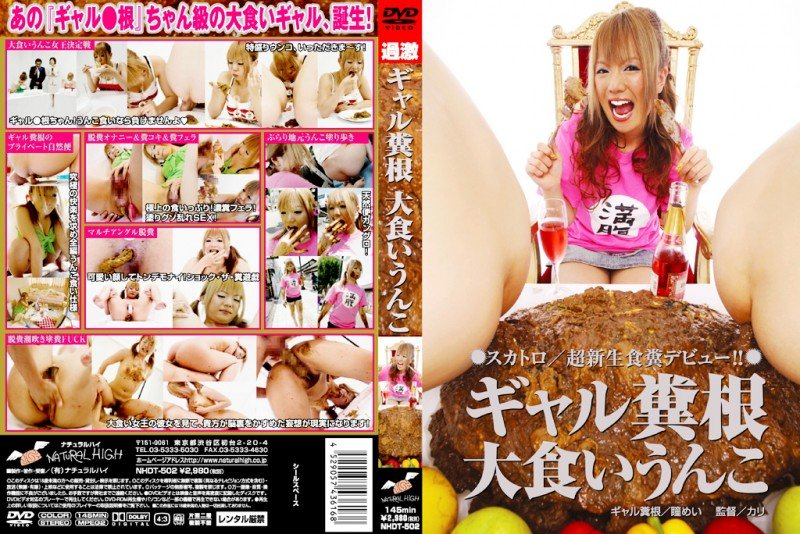 [2007] Natural High (Scat, Swallow, Public Scat, Sex) JAV SCAT - 1,01 Gb in 1080p