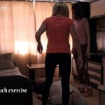[2019] MilanaSmelly - Toilet during sports training (March 31) 915 Mb in FHD-1080p