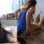 Anna Mistress – Facesitting toilet (714 Mb / Full HD)
