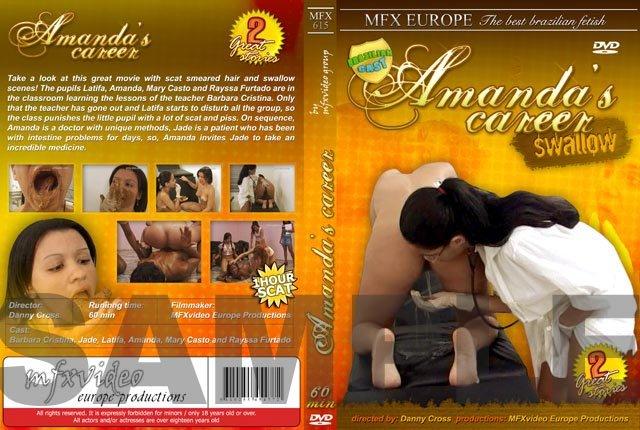 [2005] Amanda's Career [MFX-615] 699 Mb - Amanda, Jade, Latifa, Mary Castro, Rayssa Furtado, Barbara