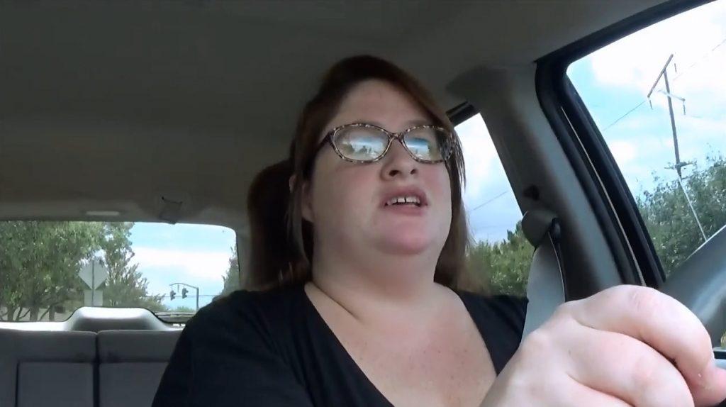 Samantha Starfish - BBW panty mess HD 720p