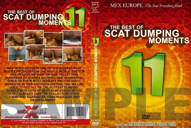 [unknown release date] The Best Scat Dumping Moments 11 [MMMFX-11] 1,50 Gb