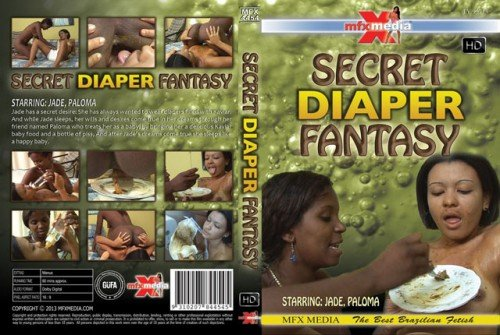 Secret diaper fantasy mfx-4454 (1.33 Gb / HD-720p)