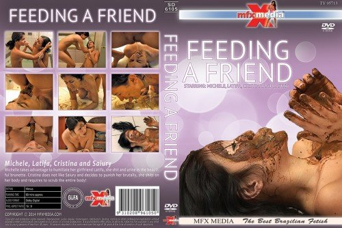 Feeding a Friend (sd-6105) 1.28 Gb / HD-720p