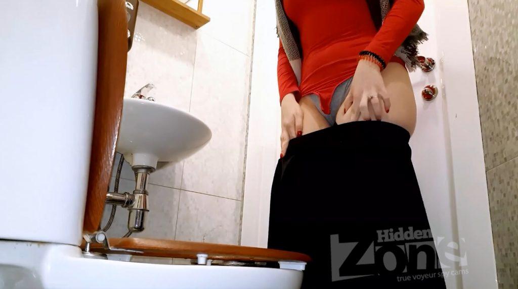 Hidden Cam in Toilet at Bar vol.5 [65 Mb / FULL-HD]