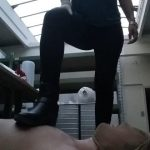 Lady Milena - Abused as a toilet Eat my diarrhea [FHD-1080p / 822 Mb]