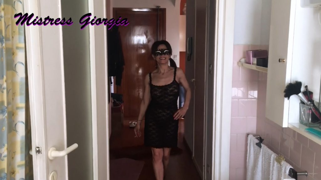 Mistress Giorgia's lipstick [385 Mb] FHD-1080p
