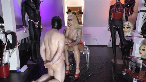 [2019] MistressJenniferCarter – Peter's Days of Sodom! Day 2 [848 Mb / FHD-1080p]