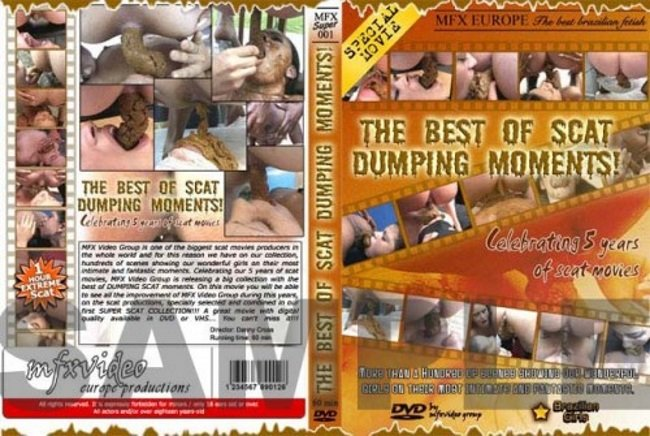 [Premium] The Best of Scat Dumping Moments 01 [595 Mb / LD-288p] MFX Super 001
