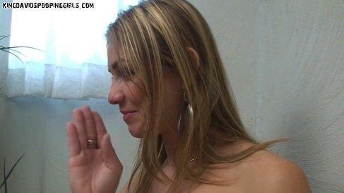 (kingdavidspoopinggirls.com) Haley Fat Chunky Model Turd! [208 Mb / HD-720p] - Image 6