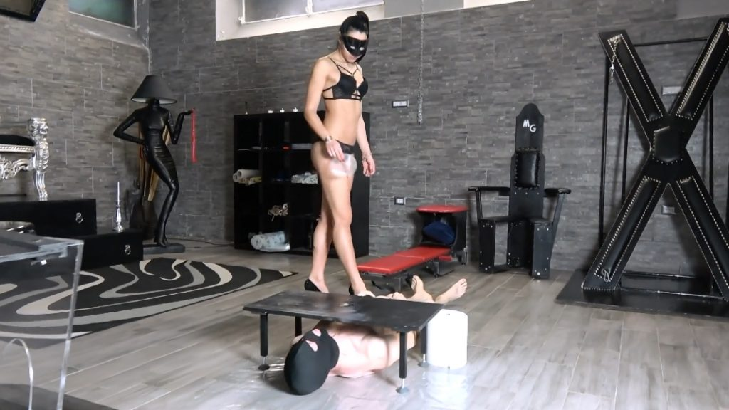 Mistress Gaia – Up To The Last Bit [442,53 Mb]